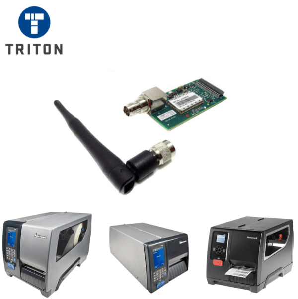 WiFi & Bluetooth Interface Card - All Intermec PM Series