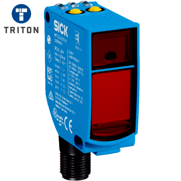 SICK PowerProx Laser Distance Sensor