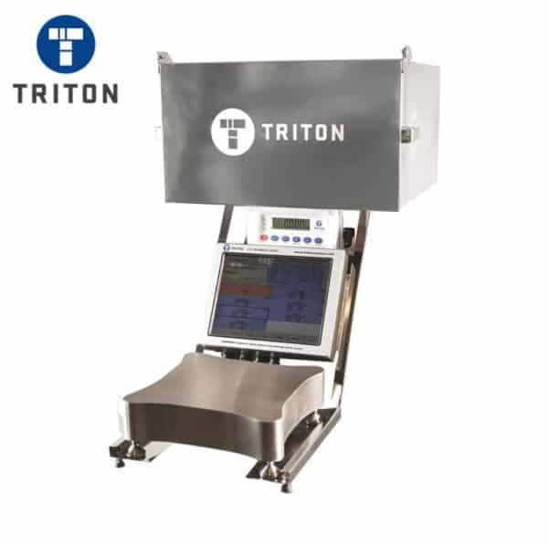 Cut Station - Piece Weigh Label and Totalise