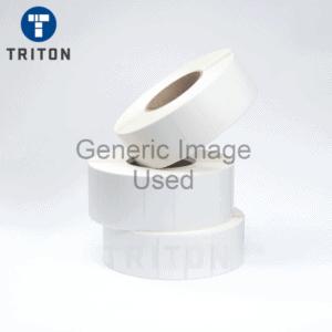 Thermal Label 49x40 White
