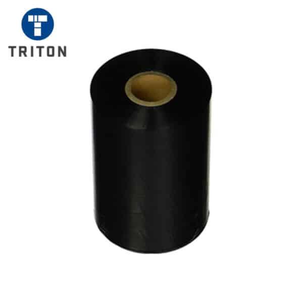 Black 110mm x 450m Wax/Resin Thermal Transfer Ribbon